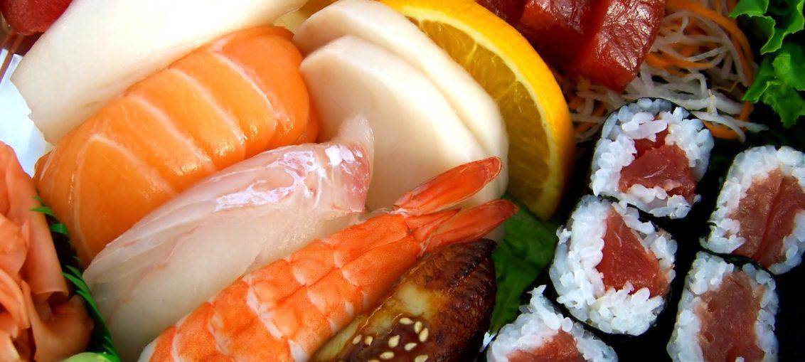 sushi etelek